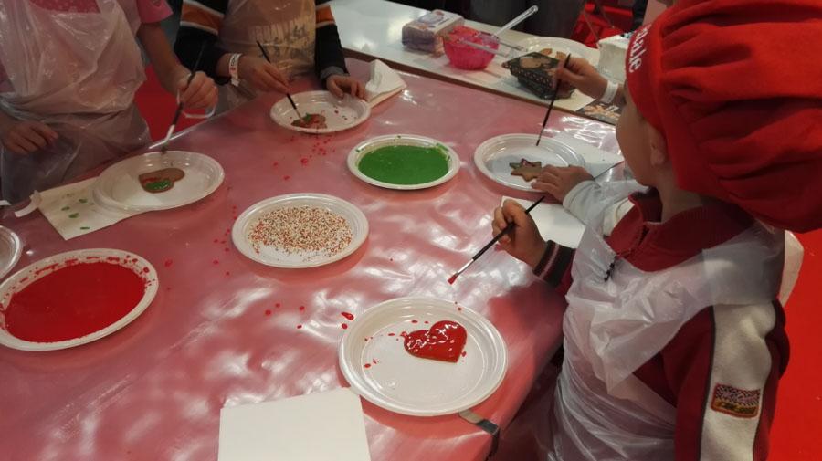 laboratori bambini cucina
