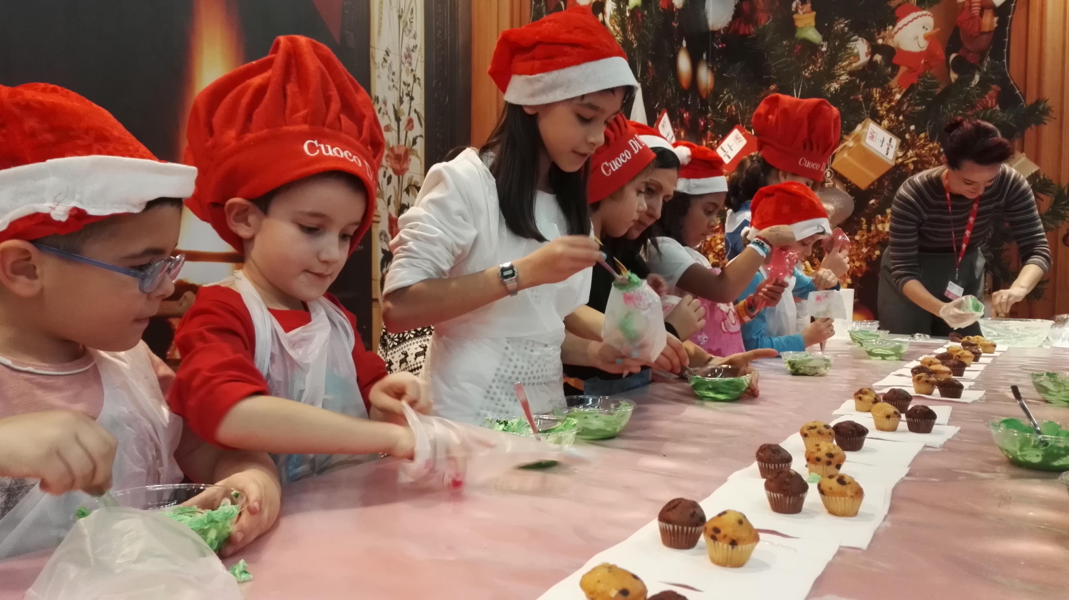 laboratorio cucina per bambini milano