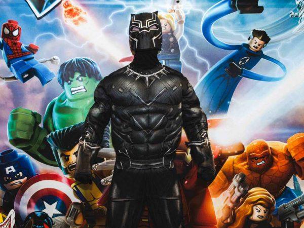 festa tema black panther