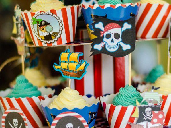 festa tema pirati