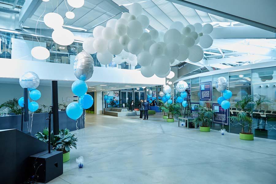 balloon art evento aziendale
