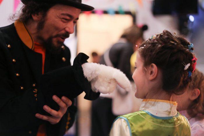 animazione carnevale per bambini