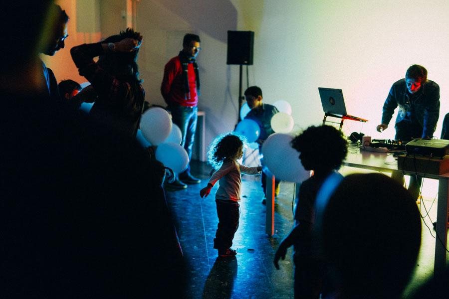 festa bambini milano