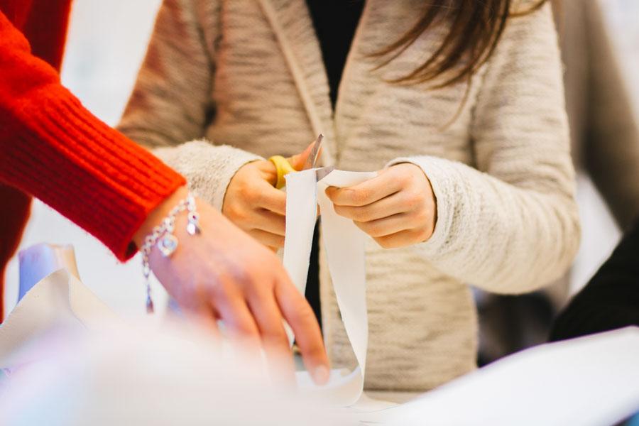 laboratorio bambini cucito milano