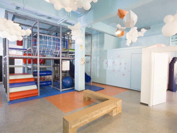 Robert Cutty Kids_sala festas com Playground para crianças-RC Kids