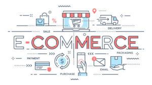 Illustrazione e-commerce