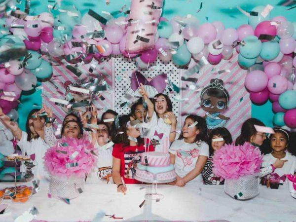 RC Kids-Girls party theme LOL-Robert Cutty kids-2