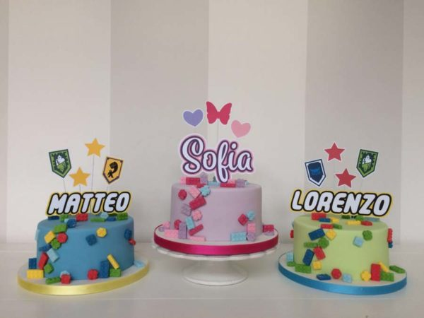 Robert Cutty Kids_personalized cake design_RC Kids