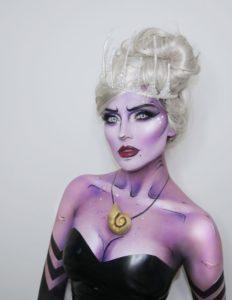 Ursula make-up