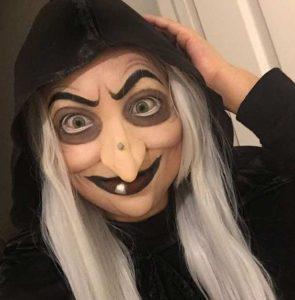 Grimilde make-up