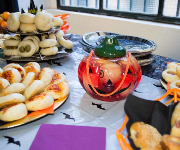 Festa di halloween per bambini a Milano-6