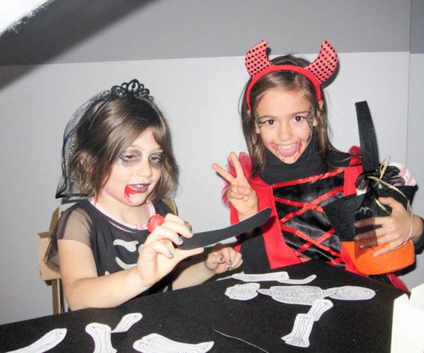 Festa di halloween per bambini a Milano