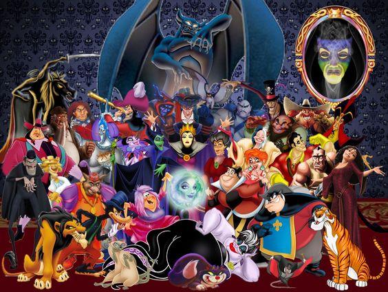 Villains Disney Halloween