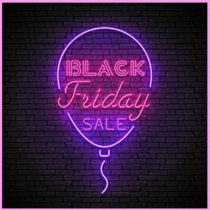 Black Friday 2019 palloncino led