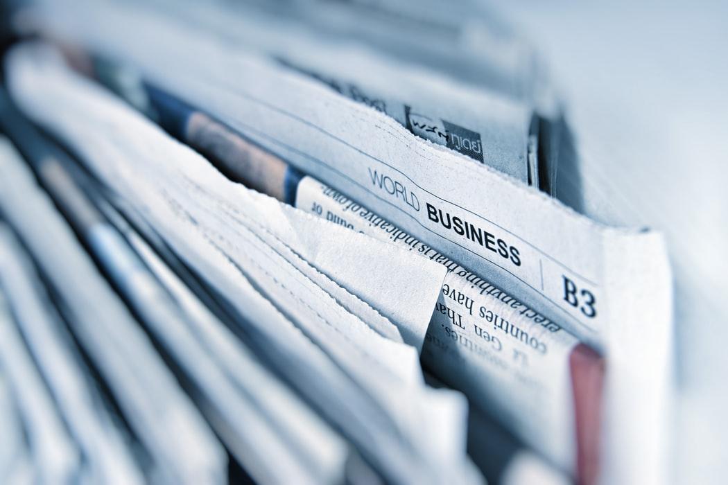 Notizie 2020 giornali
