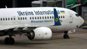 Aereo Ukraine International Airlines